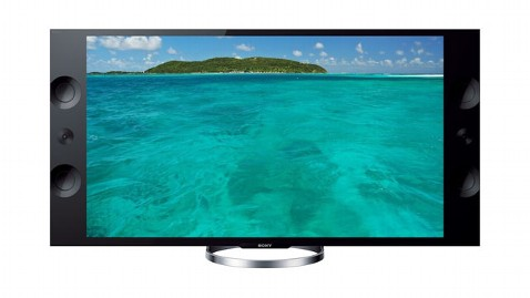 ht sonyhdtv xwide tk 130107 wblog Sony Goes Big Into 4K: OLED Ultra HD, 4K Video Service and Consumer Camcorder