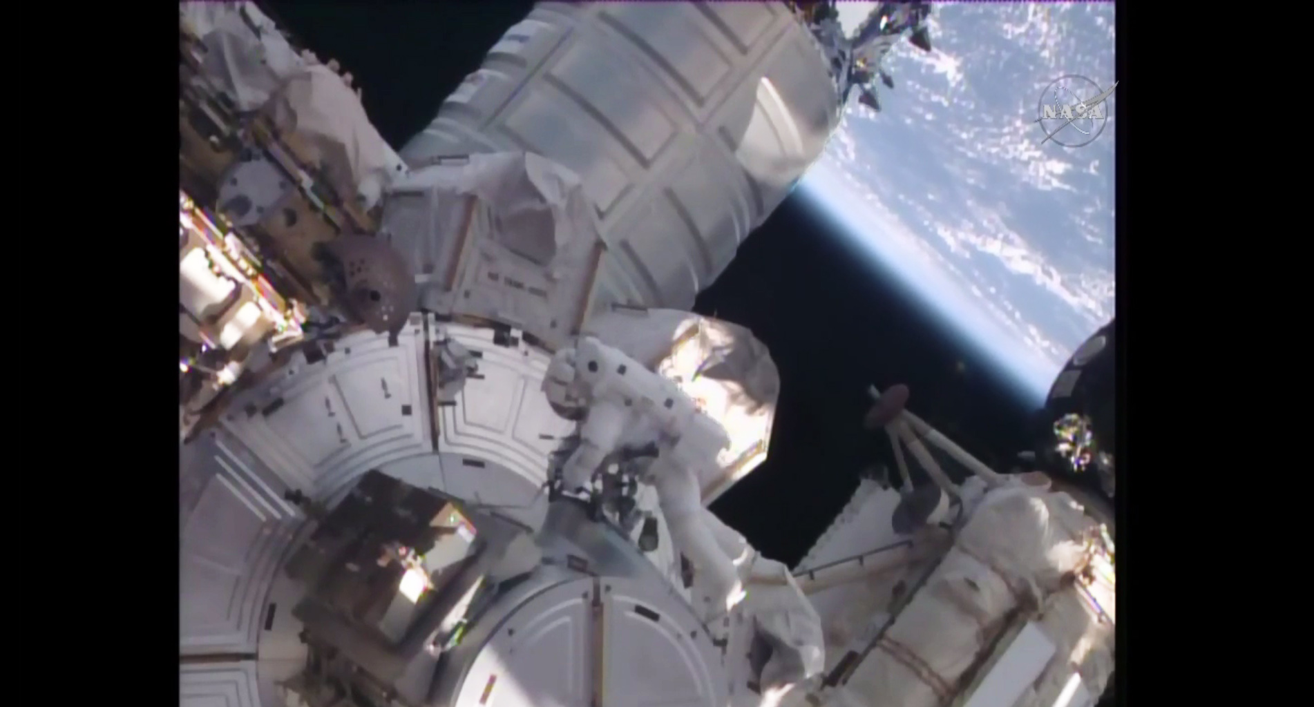 international space station space walk - photo #38