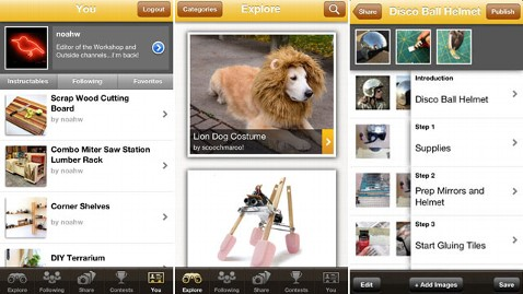 ht split instructables kb 130201 wblog App of the Week: Instructables