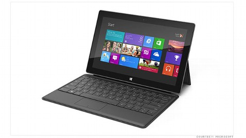 ht tablet Microsoft Surface 3 kb 121130 wblog Gadget Gift Guide: Best Tablets and E readers
