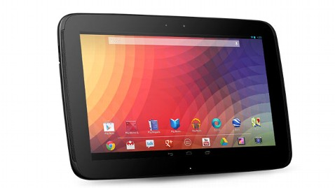 ht tablet Nexus10 kb 121130 wblog Gadget Gift Guide: Best Tablets and E readers