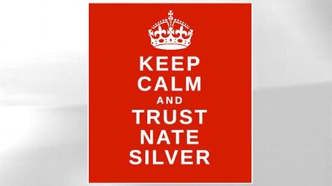 ht trust nate silver lpl 121106 wblog Election Night 2012 Social Media: The Memes, Photos, Stats