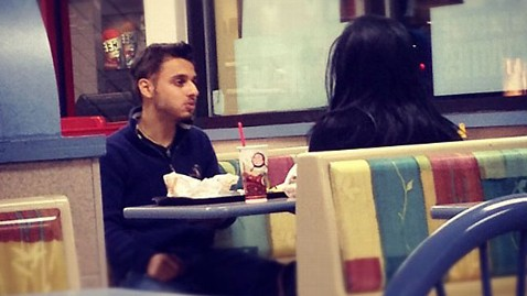 Couple's Break-Up at Burger King Becomes Twitter Spectacle - ABC News