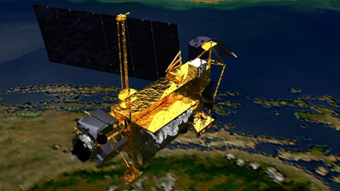 ht uars satellite jrs 110909 wblog NASA Satellite Falling to Earth: Will You Be Hit?