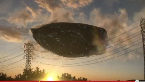Ufo hoax video still dazzles