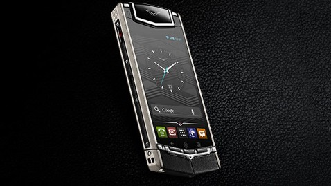 ht vertu ti phone nt 130212 wblog An Android Phone That Starts at $9,600? Vertus Ti Launches
