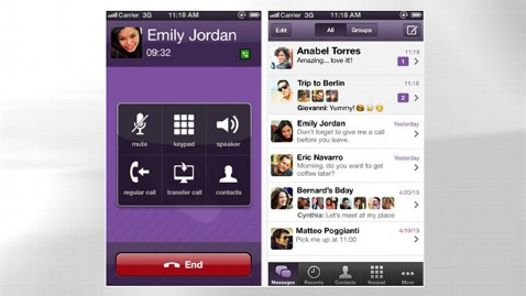 ht viber app jt 130510 wblog App of the Week: Viber