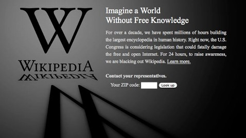 ht wikipedia dm 120118 wblog SOPA Blackout: Wikipedia, Google, Wired Join Protest Against Internet Censorship