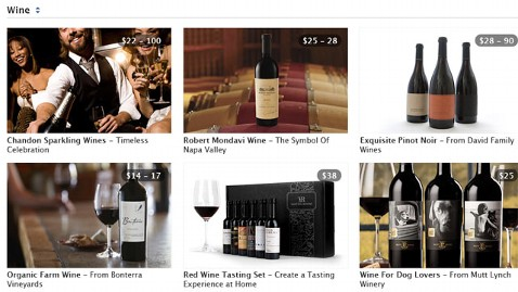 ht wine gifts jef 121211 wblog Facebook Opens Gifts to Entire U.S., Wines Added