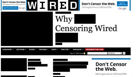 ht wired dm 120118 wblog SOPA Blackout: Wikipedia, Google, Wired Protest Internet Censorship