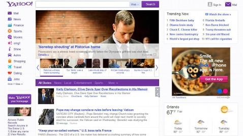 ht yahoo mi 130220 wblog Yahoo Homepage Redesign Gets Personal