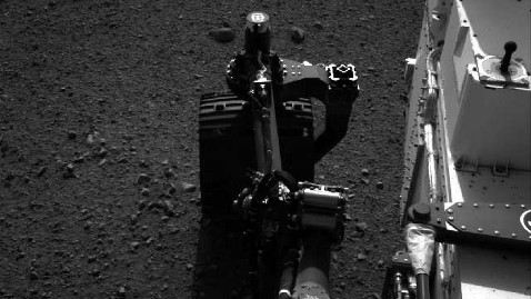 pd rover kb 120821 wblog Mars Rover Curiosity to Take First Test Drive