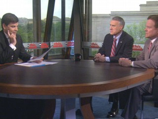 VIDEO: Sens Jim Webb, D-Va., and Jon Kyl, R-Ariz., debate national security.