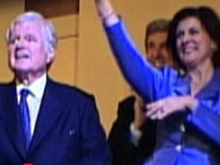 VIDEO: Ted Kennedy's widow speaks Sunday on the health care ruling.
