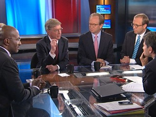 VIDEO: George Will, Jonathan Karl, Ann Coulter, Van Jones, Steven Rattner.