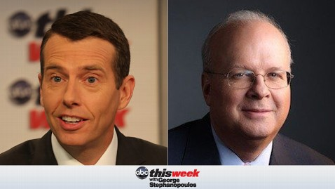 thisweek plouffe rove 130631 wblog Coming Up on This Week: David Plouffe and Karl Rove