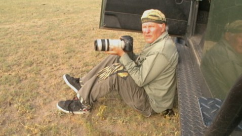 abc jack verty lion thg 120322 wblog Tiger Mauls Wildlife Filmmaker John Varty