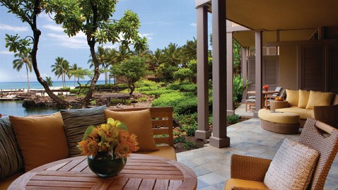 ap four seasons resort hualalai dm 130116 wblog Travelers Pick Favorite U.S. Hotels