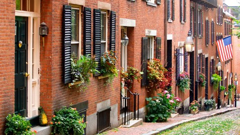 gty acorn street tk 120417 wblog 9 Reasons Travelers Love Boston