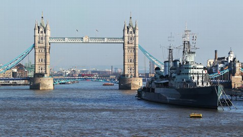 gty hms belfast nt 120723 wblog Top 10 Offbeat London Attractions