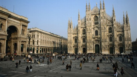 gty milan italy duomo nt 120410 wblog Best Looking Men: The Top 10 Cities