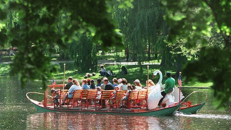 gty swan boats tk 130417 wblog 9 Reasons Travelers Love Boston
