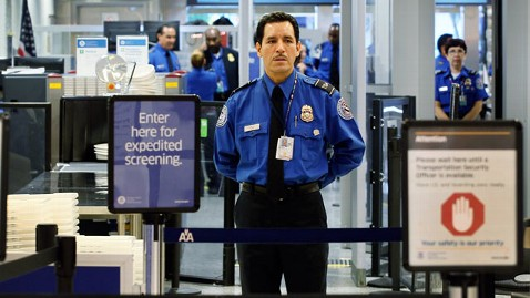gty tsa agent jef 120727 wblog TSA Head: Possible Hiring Freeze Before Sequester Furlough