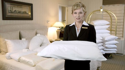 ht Sleep Concierge benjamin hotel thg 120320 wblog Tanning, Sleeping and More: Hotel Concierges Specialize