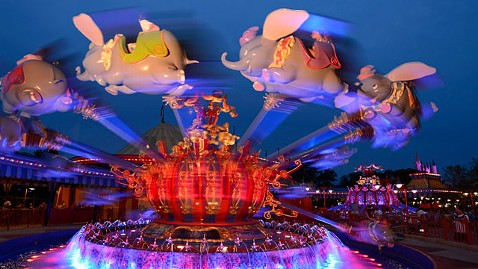 ht dumbo the flying elephant mr 120808 wblog Disneys New Fantasyland to Open Dec. 6