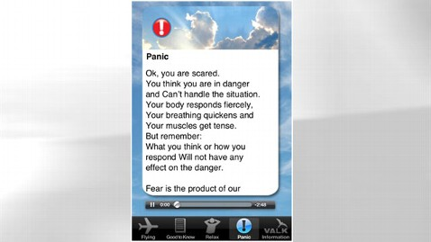 ht fear of flying thg 120628 wblog Fear of Flying? Finally, Theres An App for That