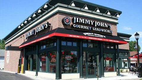 ht jimmy johns 130425 wblog Most Expensed Restaurants in the Country