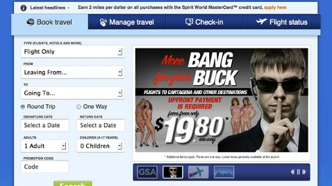 ht more bang for your buck ad thg 120419 wblog Spirit Airlines Pulls More Bang For Your Buck Ad