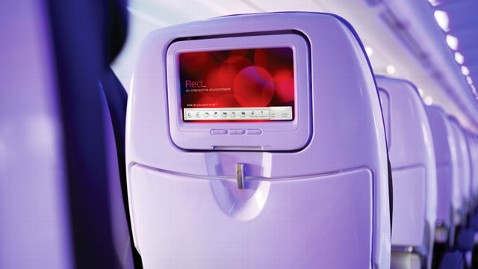 ht virgin america entertainment system jef 130425 wblog Virgin Americas Secret to Getting Lucky at 35,000 Feet
