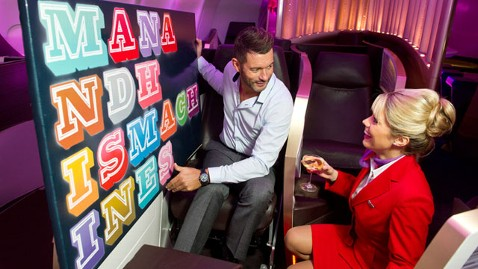 ht virgin atlantic gallery nt 130123 wblog Virgin Launches First Art Gallery in the Sky