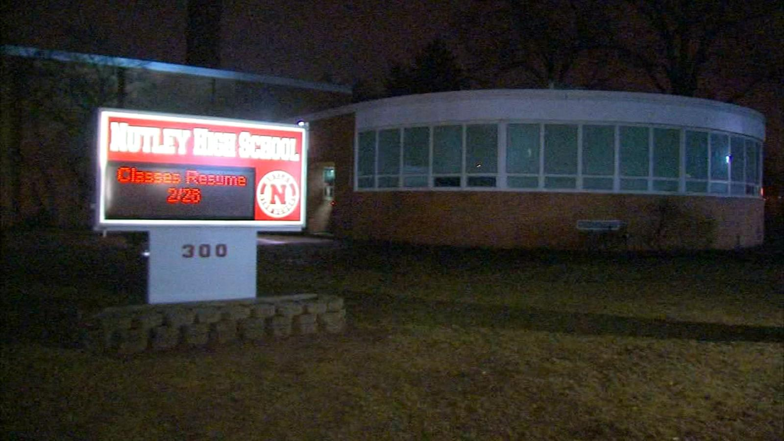 VIDEO: All seven schools in Nutley, New Jersey, are closed after a threatening video was posted on social media.