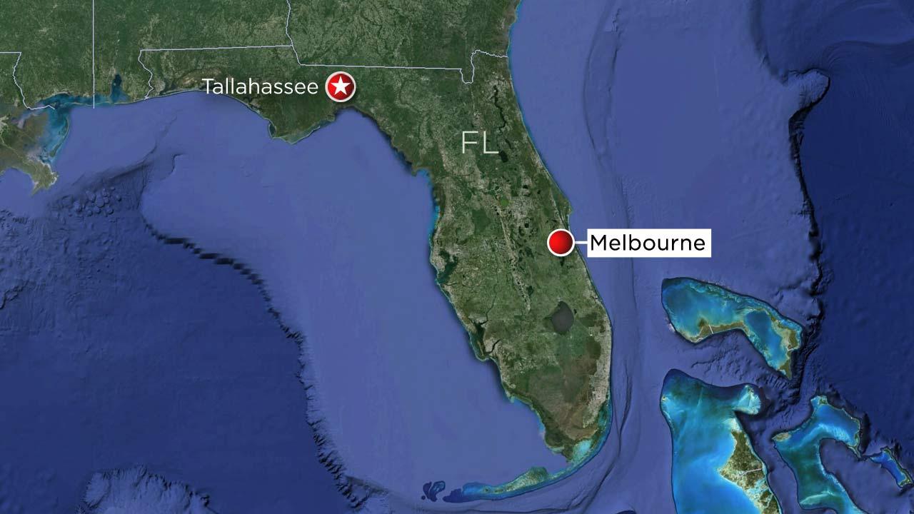Melbourne Florida Map Abc News Abc News