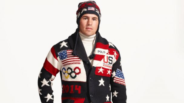 AP US Uniforms Ralph ml 140124 16x9 608 Olympians Warned About Wearing Team USA Gear in Sochi