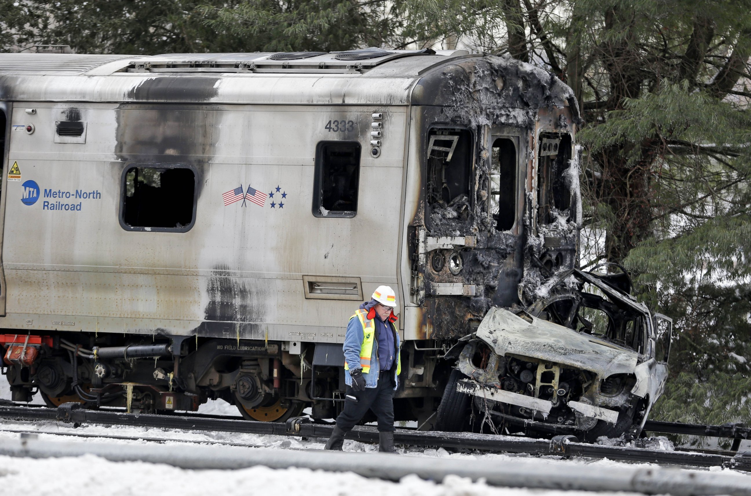 metronorth photos and images abc news