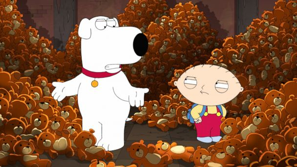 GTY family guy brian jef 131126 16x9 608 Find Out How Family Guy Resurrected Brian Back From the Dead