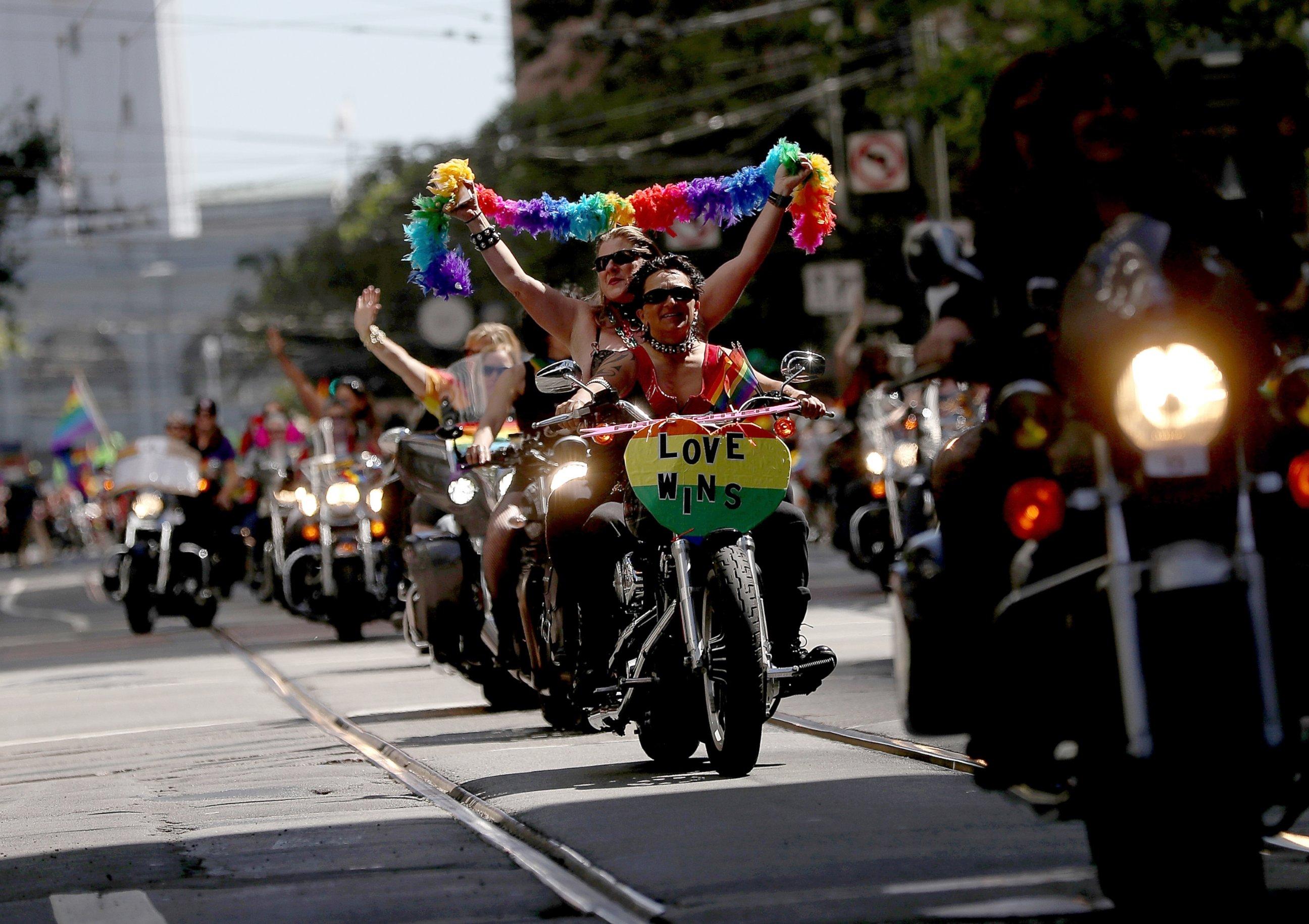legal gay marriage worldwide