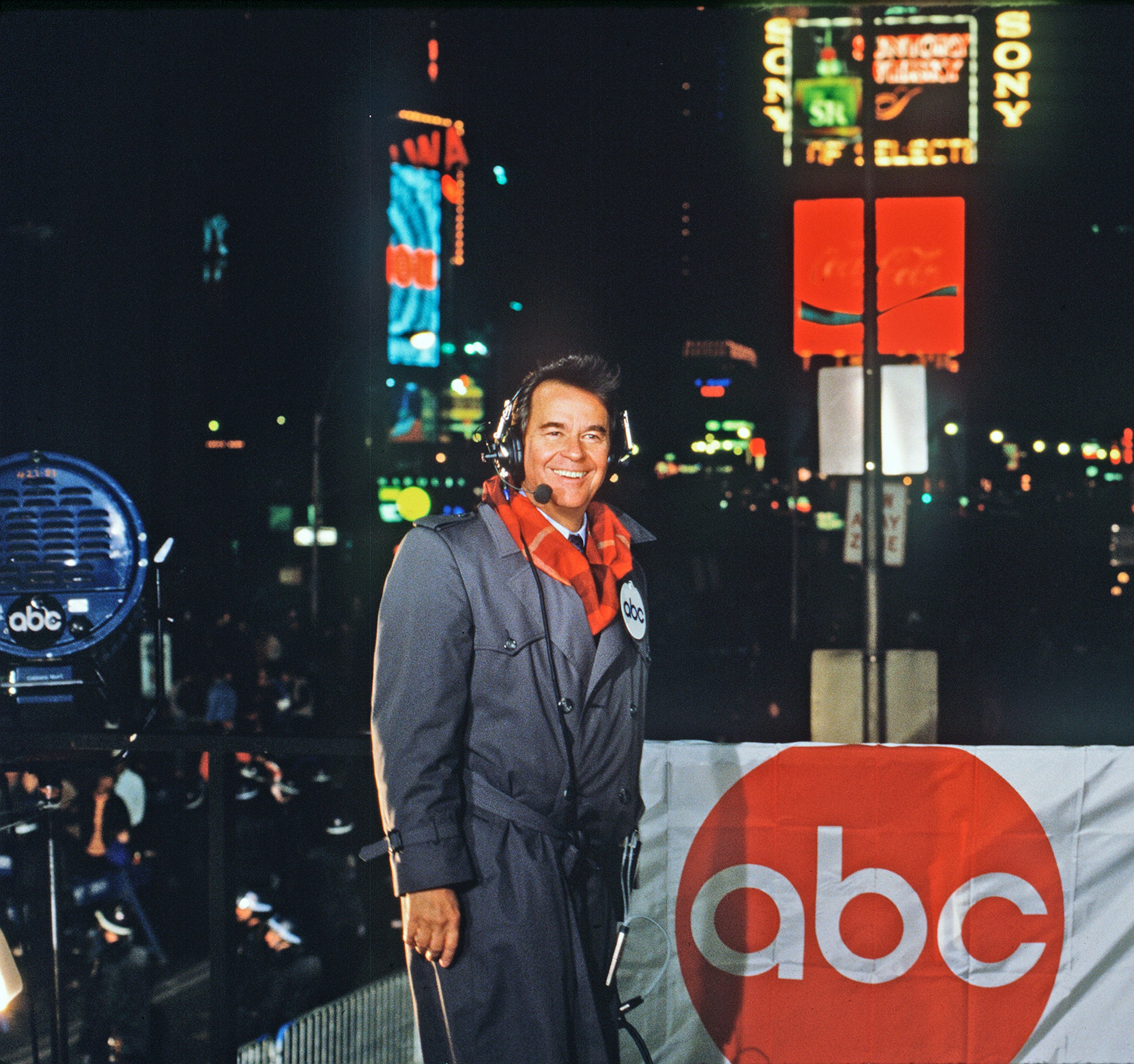 Dick Clark Times Square 102