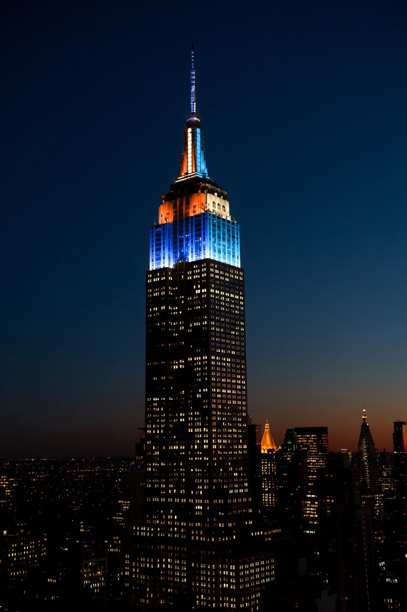 Empire State Building Photos And Images Abc News