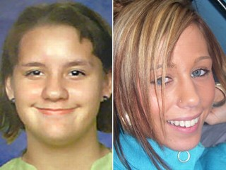 Missing kids - Kayleah Wilson and Brittanee Drexel.