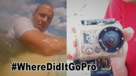 abc ann lost camera kb 121121 wblog Florida Reporter Uses Facebook to Reunite Surfer With Missing Camera