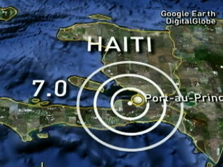 VIDEO: Earthquake in Haiti