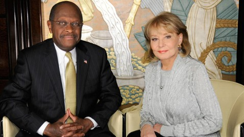 abc barbara walters herman cain wy 111212 wblog It Was Very Painful for Herman Cain