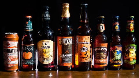abc beer dm 121008 wblog Pumpkin Beer Taste Test Winners Revealed