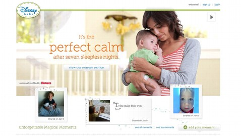 abc disney website baby perfect calm thg 120117 wblog Capturing the Magical Moments of Parenting