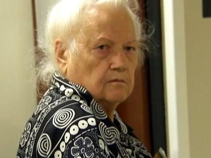 abc elderly bully nt 120322 main Georgia Woman, 87, Accused of Bullying Neighbor