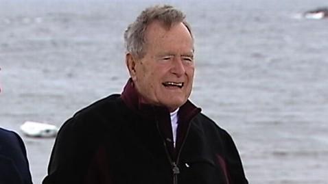 abc george bush birthday dm 120615 wblog President George H.W. Bush on Life and Lasting Friendships